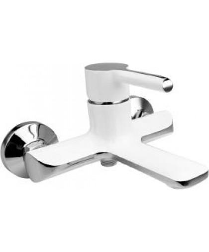 Angelit смеситель для ванной  (белый)