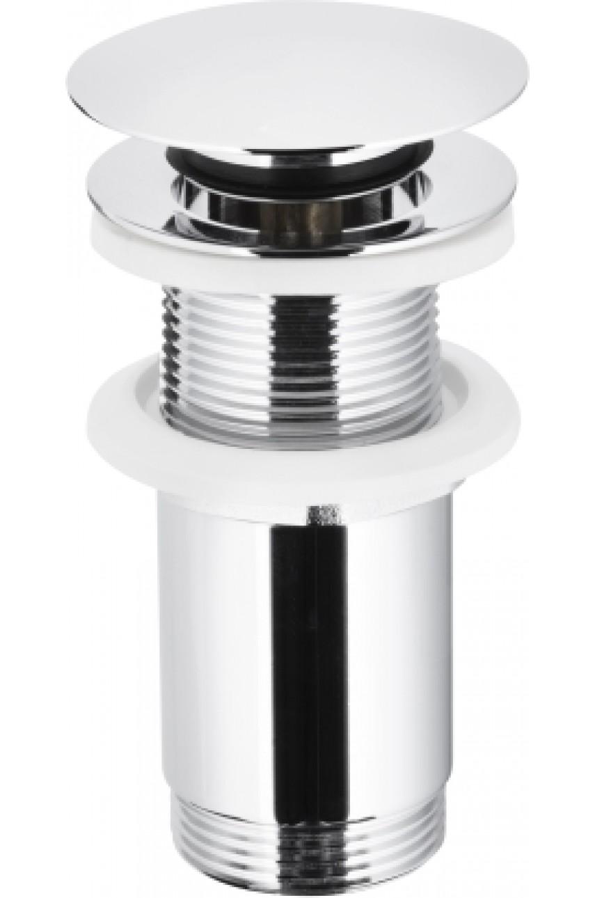 klick-klack донный клапан круглый без перелива
