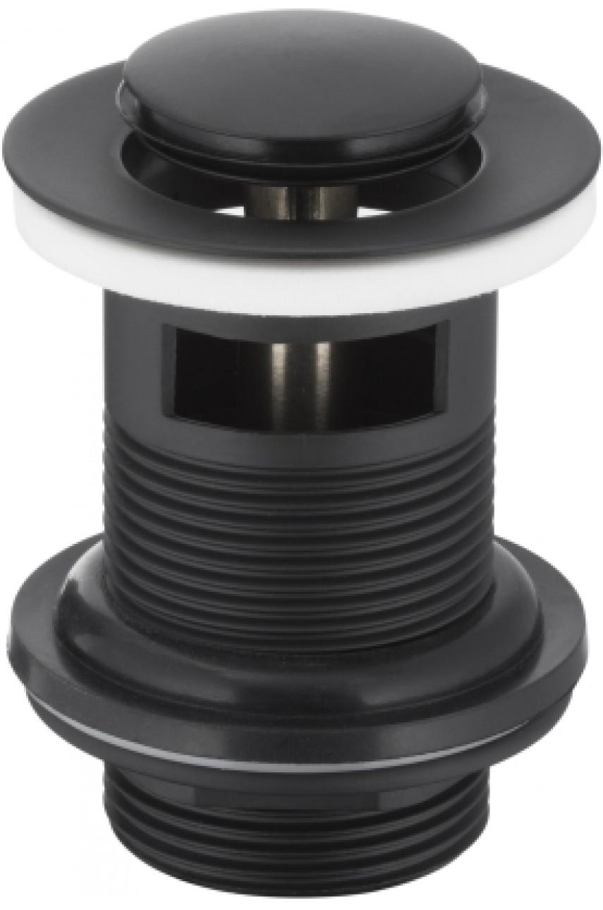 klick-klack  черный донный клапан малый KFA