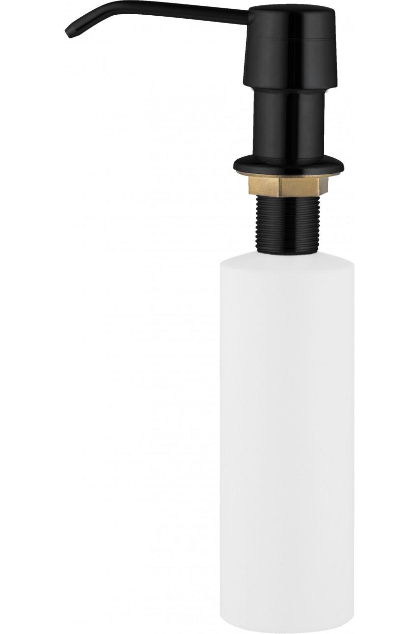 Дозатор жидкого мыла Deante Deco (черный)
