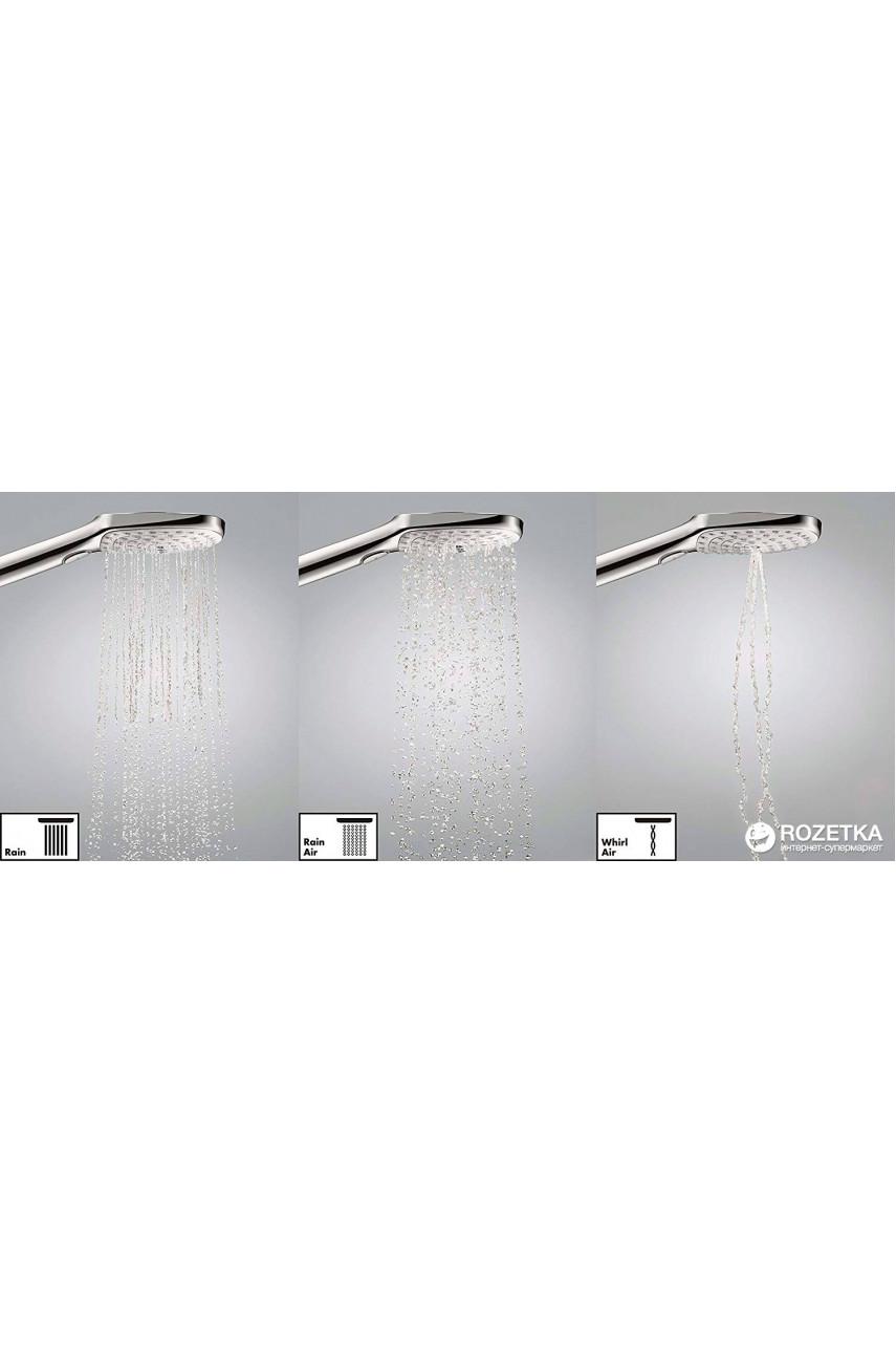 Стойка для душа Hansgrohe Raindance Select 120 3jet (хром) 65 см