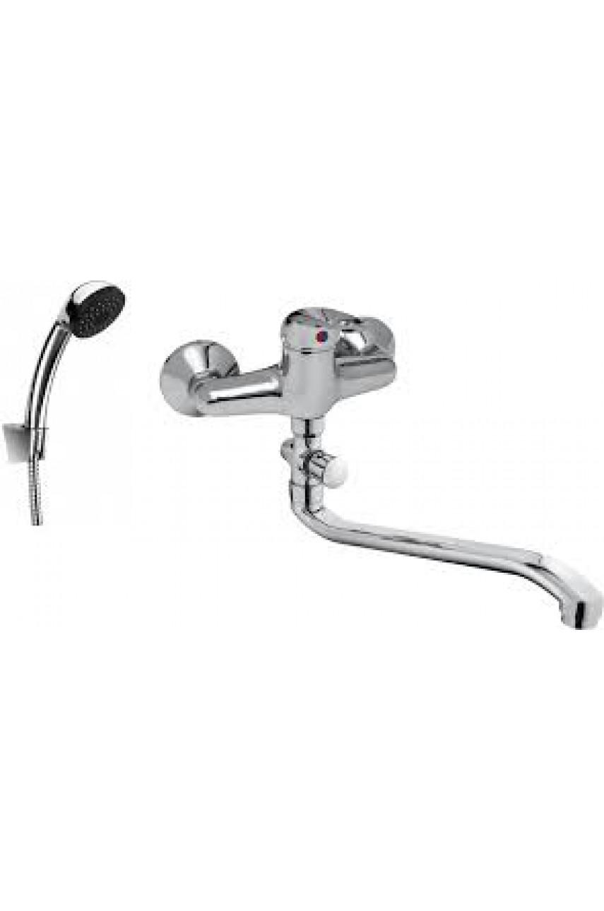 Ferryt смеситель для ванной с длинным изливом