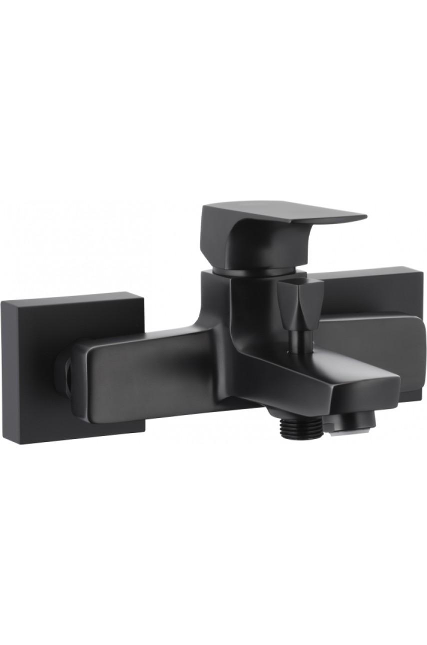 Mokait Black смеситель для ванны (черный)